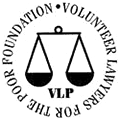 Volunteer lawyers for the Poor Foundation